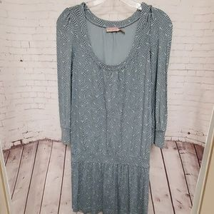 Juicy Couture gray/blue dress #399